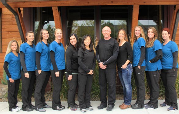 Dr. William Samson and the team at Summit Dental